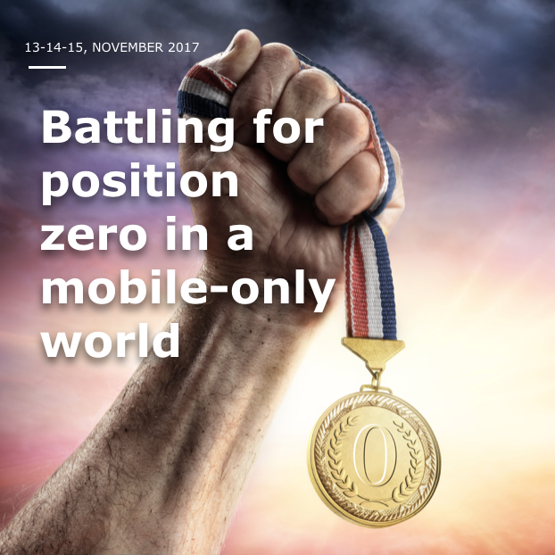 Battling for position 0 in a mobile-first world