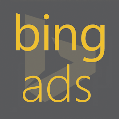 Sponsored advertising campaigns on Bing Ads