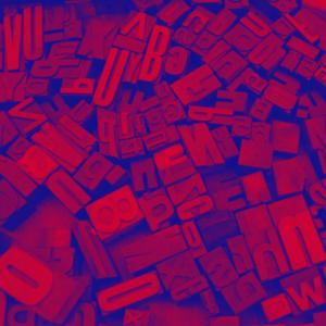 Web font optimisation