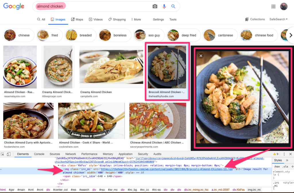 How to index images on Google