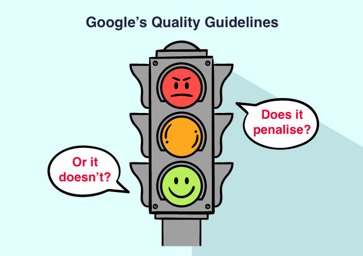 google quality guidelines