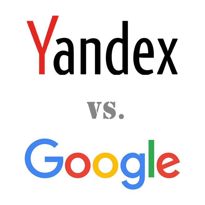 Google vs Yandex SEO