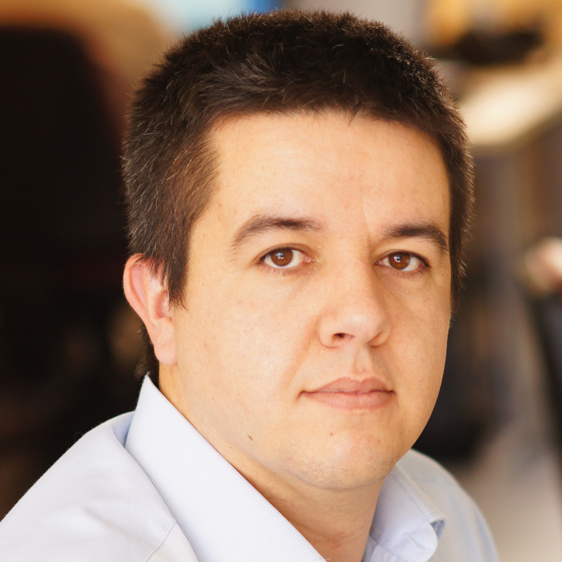 Jose Vicente, responsable del departamento de Search Marketing