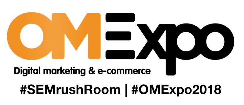 SEMRushroom en OMExpo