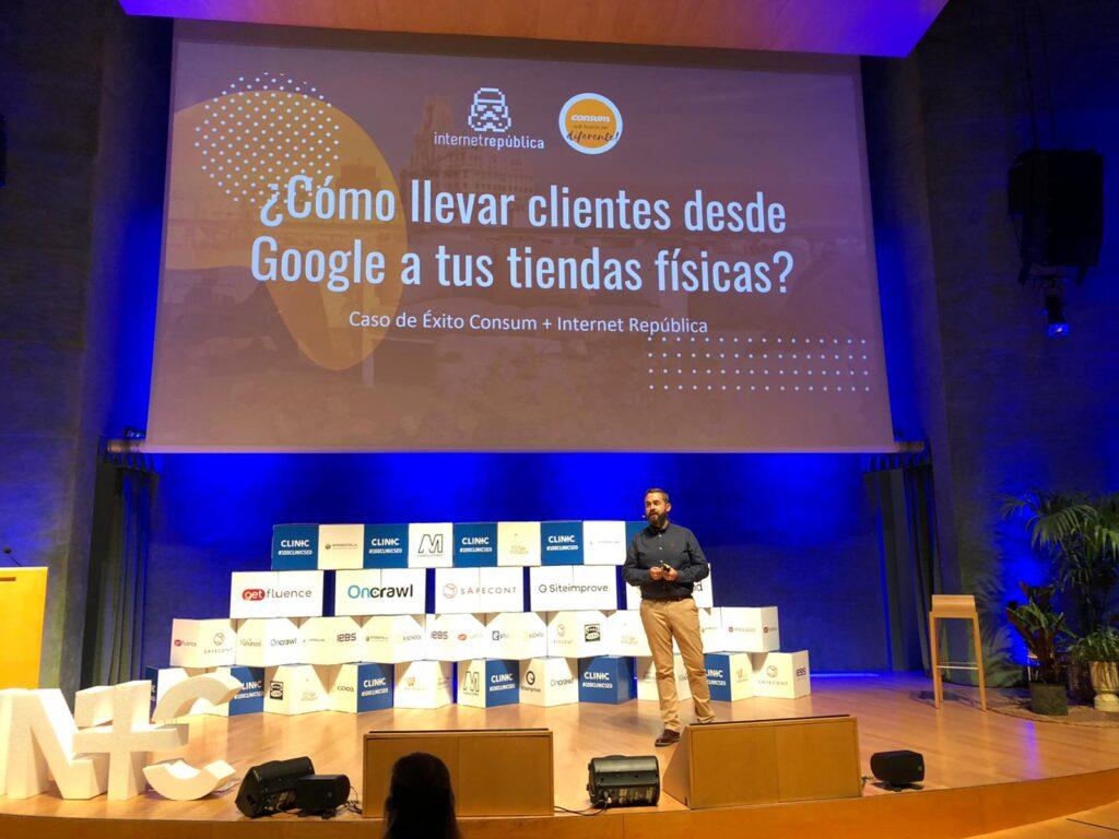 Carlos Estévez en Clinic Summit